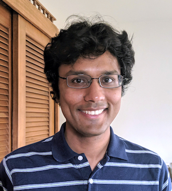 Photo of Vivek Srikumar